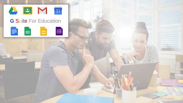 ConsulCat Training - Google for Education - for Teachers
