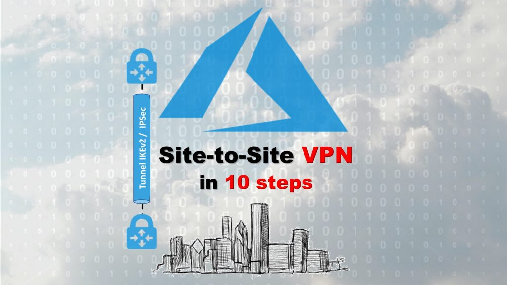 Site-to-Site S2S VPN from OnPrem to Azure - ConsulCat